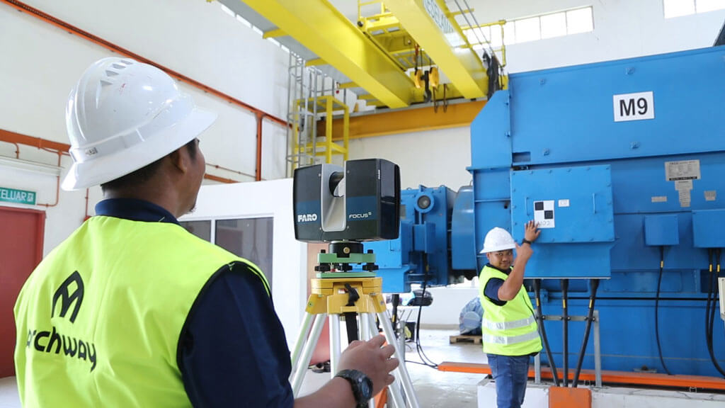 3D Laser Scanning & Terrestrial Laser Scanning (TLS)